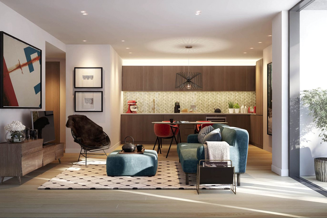 Flat for sale in Atlas, City Road, EC1V 1LP - view - 2