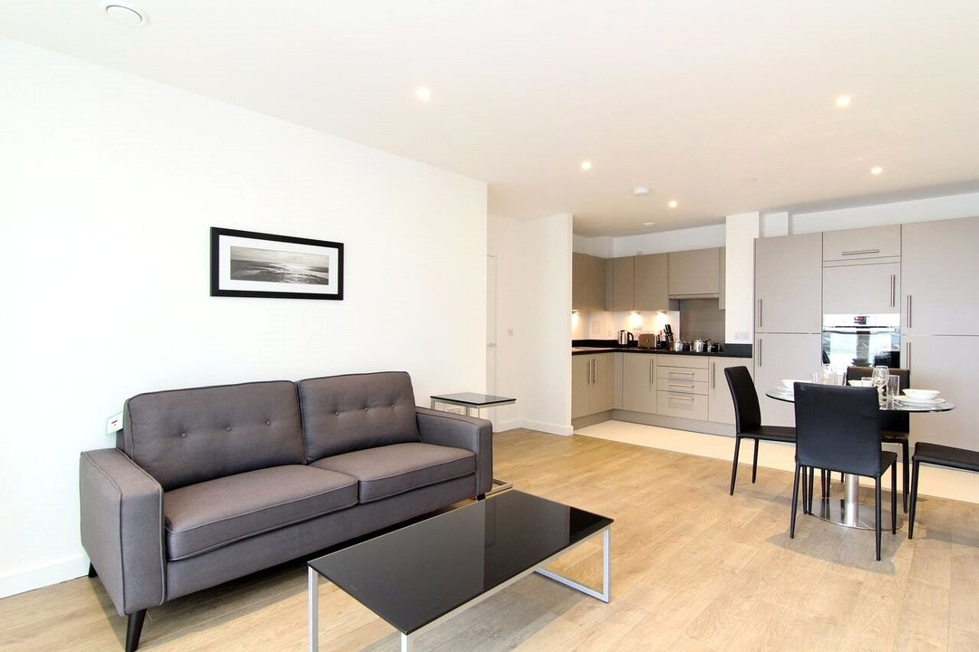 Flat for sale in Bessemer Place, London, SE10 0GP - view - 2