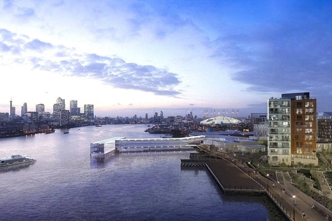 for sale in Enderby Wharf, Christchurch Way, SE10 0AG - view - 1