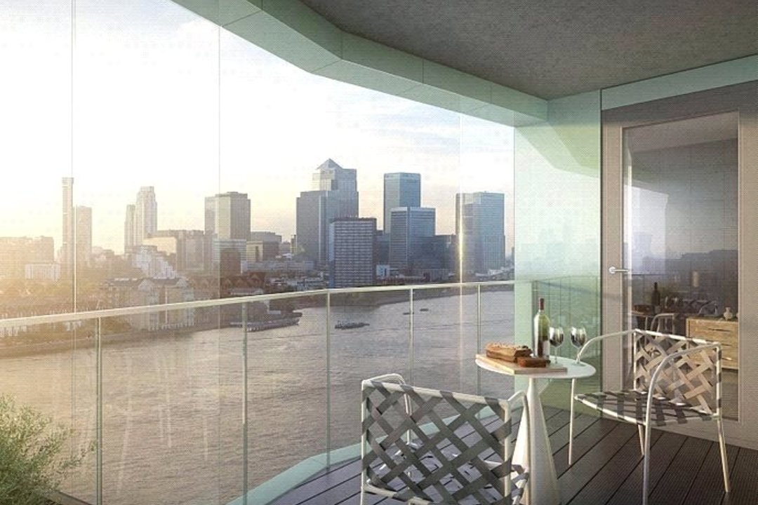 for sale in Enderby Wharf, Christchurch Way, SE10 0AG - view - 3