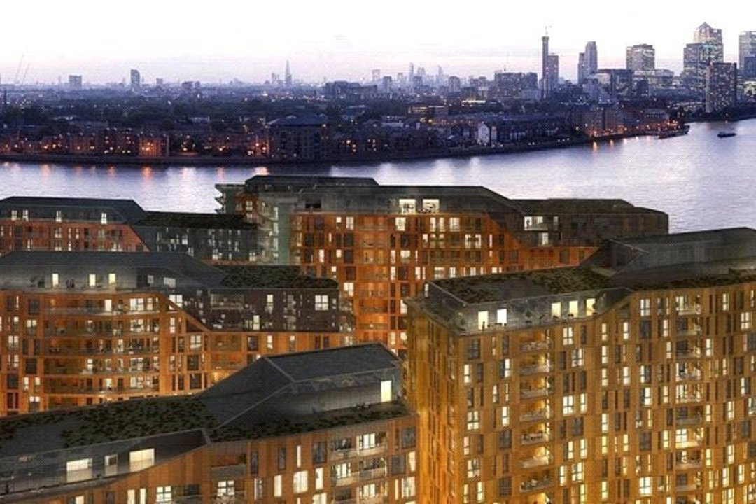 for sale in Enderby Wharf, Christchurch Way, SE10 0AG - view - 4