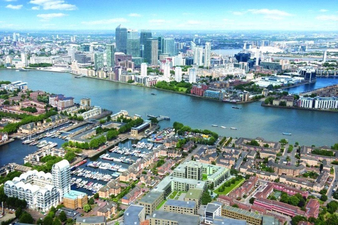 for sale in Marine Wharf East, Surrey Quays, SE16 7UD - view - 3
