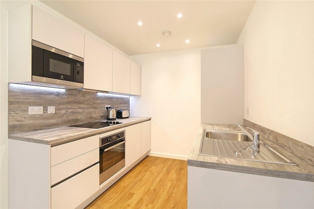 Flat for sale in Nyland Court, Naomi Street, SE8 5EW - view - 1