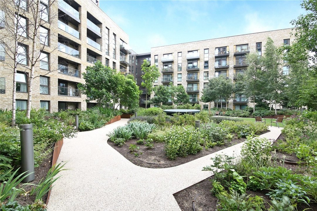 Flat for sale in Nyland Court, Naomi Street, SE8 5EW - view - 9