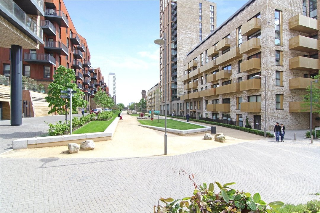 Flat for sale in Nyland Court, Naomi Street, SE8 5EW - view - 10