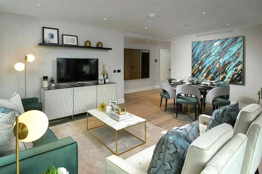 Flat for sale in Prince Of Wales Drive, Battersea, SW11 4FA - view - 1