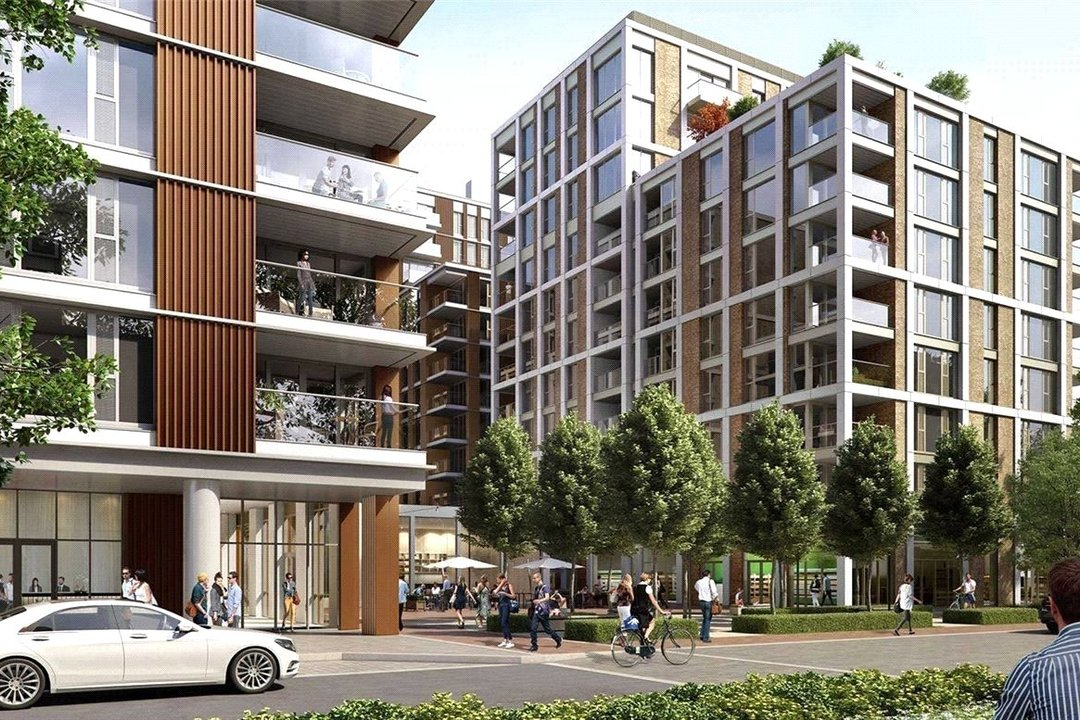 Flat for sale in Prince Of Wales Drive, Battersea, SW11 4FA - view - 10