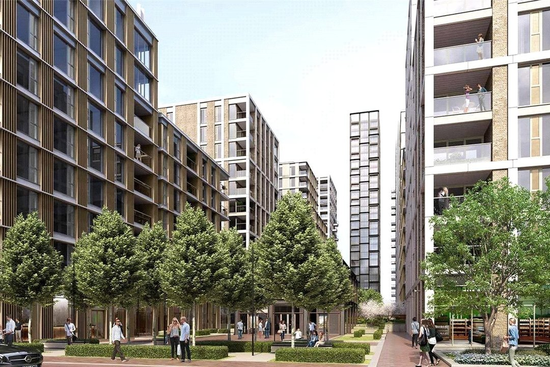 Flat for sale in Prince Of Wales Drive, Battersea, SW11 4FA - view - 11