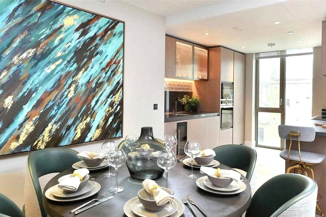 Flat for sale in Prince Of Wales Drive, Battersea, SW11 4FA - view - 5