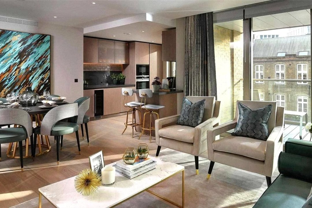 Flat for sale in Prince Of Wales Drive, Battersea, SW11 4FA - view - 6