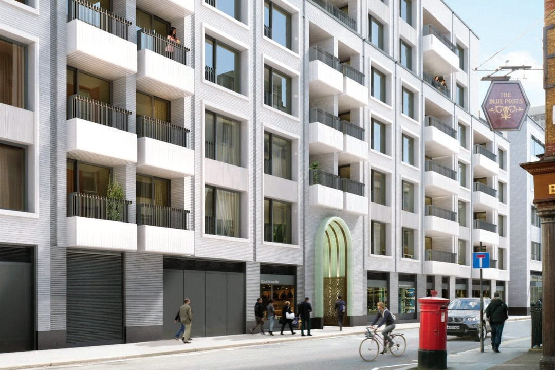 Flat for sale in Rathbone Square, Fitzrovia, W1T 1QU - view - 1