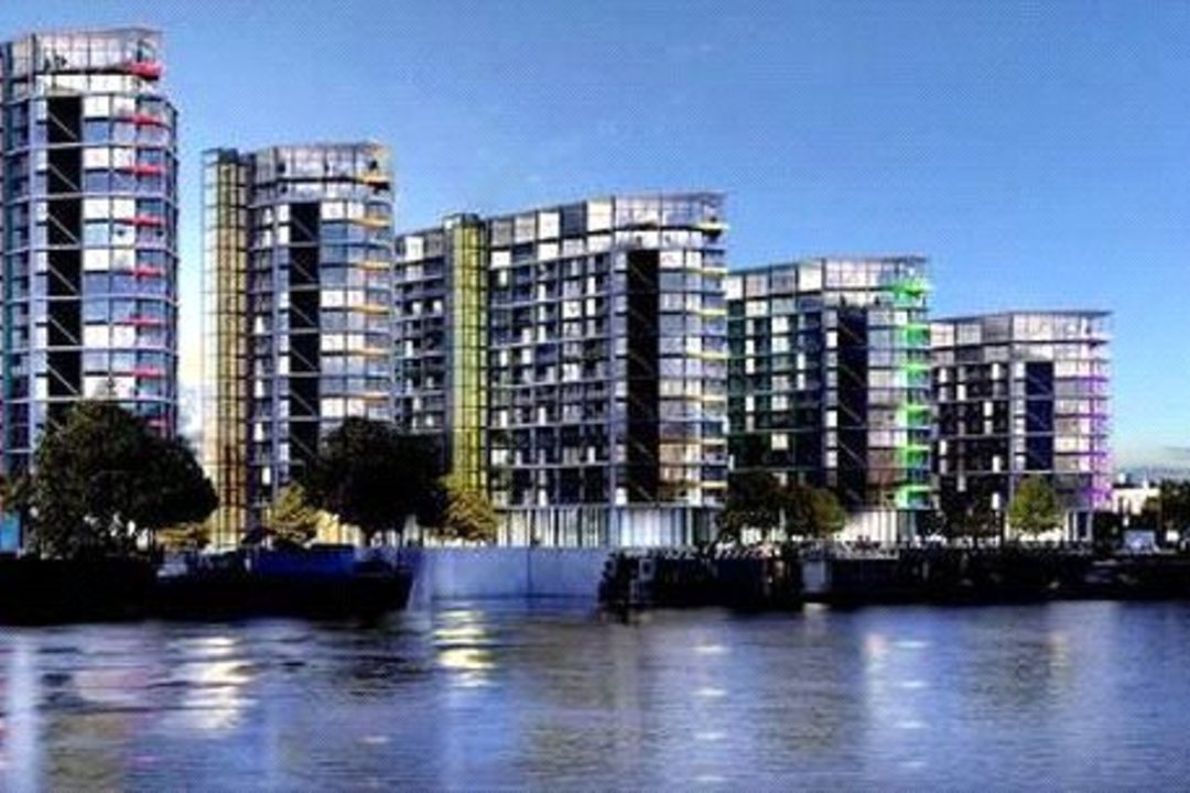 for sale in Riverlight, London, SW8 5BP - view - 1