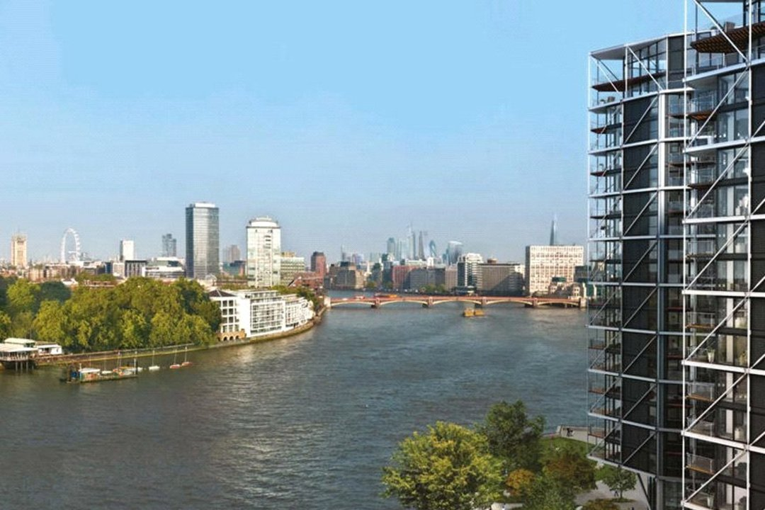 for sale in Riverlight, London, SW8 5BP - view - 2