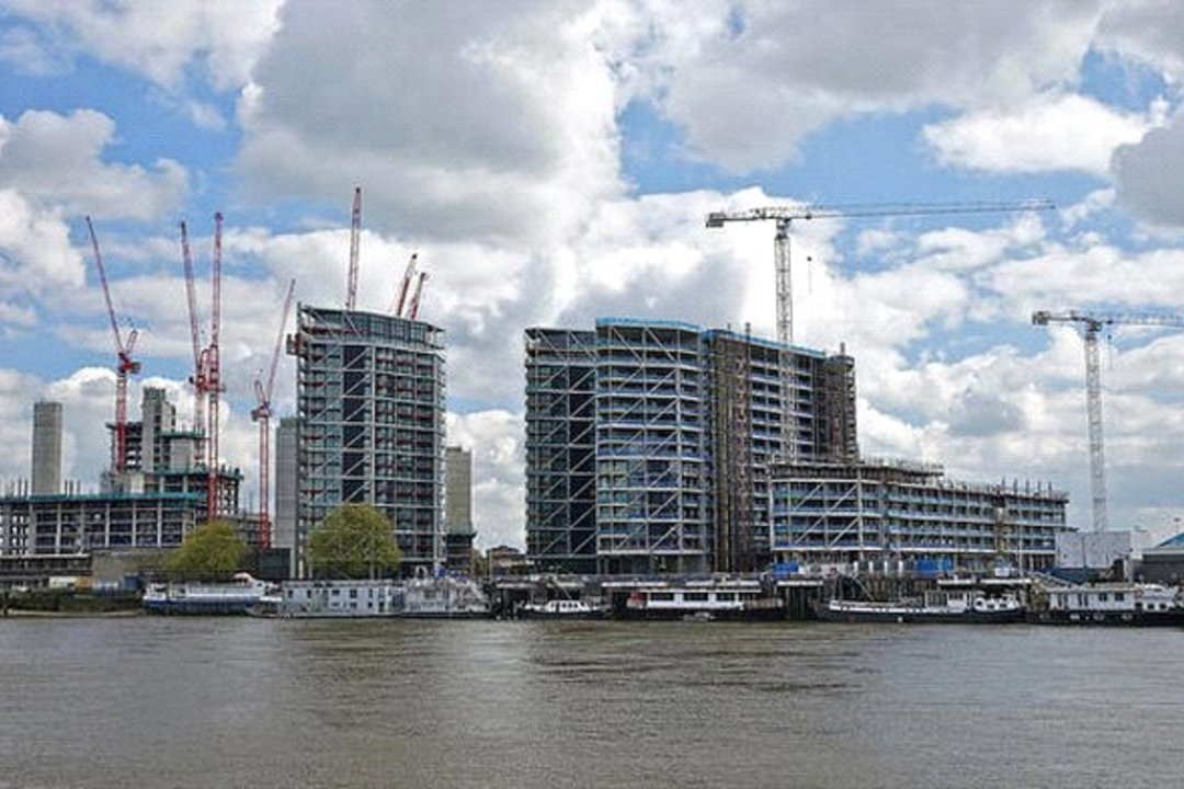 for sale in Riverlight, London, SW8 5BP - view - 3