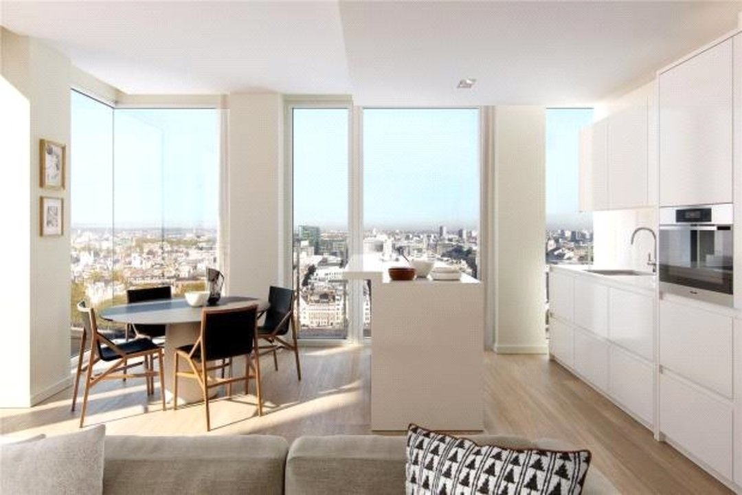Flat for sale in South Bank Place, South Bank, SE1 7NW - view - 2