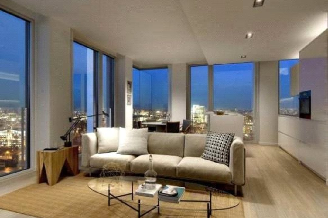 Flat for sale in South Bank Place, South Bank, SE1 7NW - view - 3
