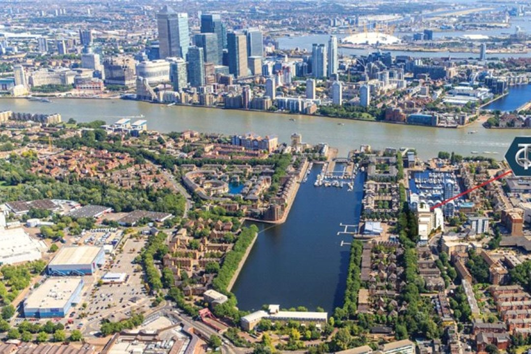 for sale in Surrey Quays, London, SE16 7TU - view - 2