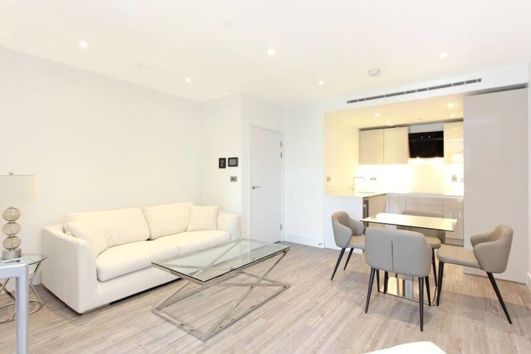 Flat for sale in Wiverton Tower, 4 New Drum Street, E1 7AS - view - 1