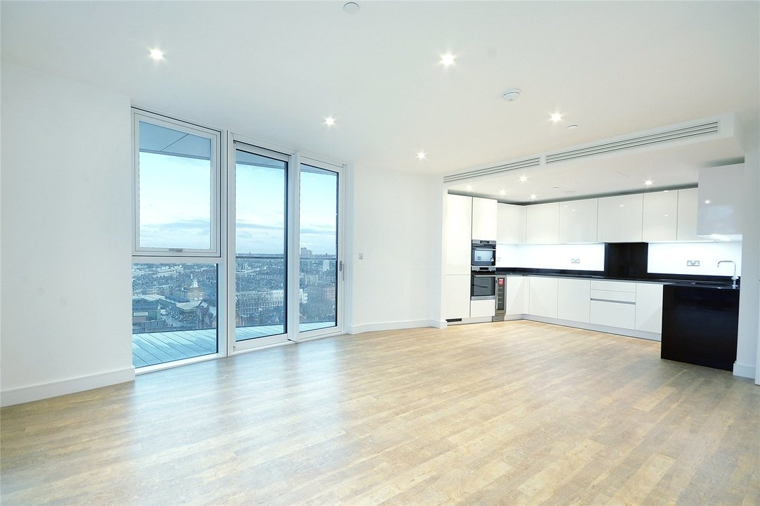 Flat to rent in Gladwin Tower, 50 Wandsworth Road, SW8 2FA - view - 2
