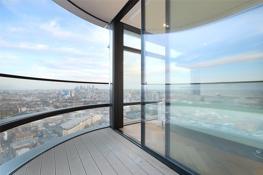 Flat to rent in Principal Tower, Hackney, EC2A 2BA - view - 6