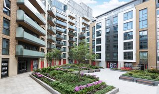 Flat for sale in Discovery House, Juniper Drive, SW18 1TX-View-1