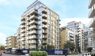 Flat for sale in Discovery House, Kingfisher House, SW18 1TX-View-1