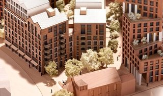 Flat for sale in Keybridge Nine Elms, London, SW8 1RG-View-1