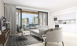 for sale in Liberty Building, Isle Of Dogs, E14 3LL-View-1