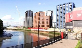 for sale in London City Island, , E14 0JU-View-1