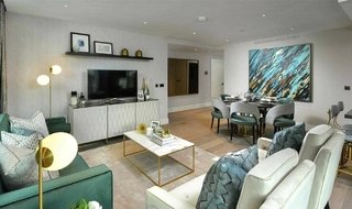 Flat for sale in Prince Of Wales Drive, Battersea, SW11 4FA-View-1