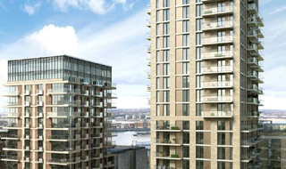 Flat for sale in Royal Arsenal Riverside, Pavilion Square, SE18 6FR-View-1